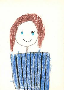 Porträt Erzieherin Katharina